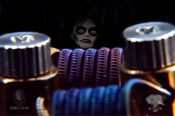 Full SS Staggered Fused Clapton's