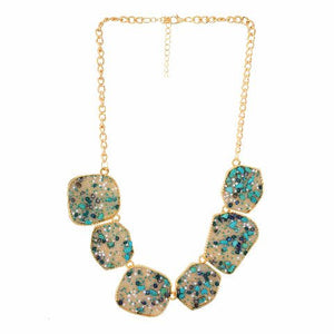 Green colour Western design Necklace
