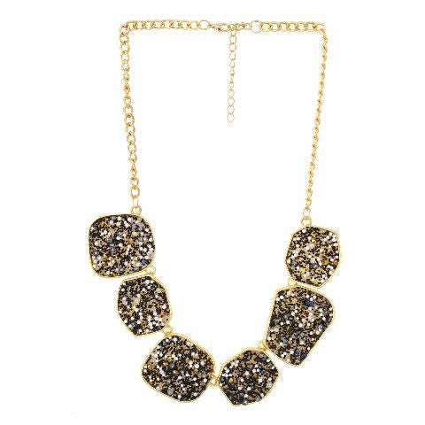 Black colour Western design Necklace