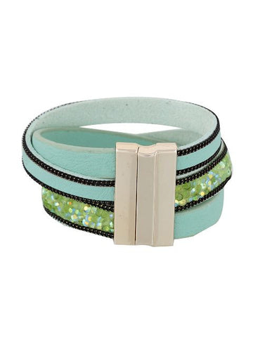 Green colour Bracelet
