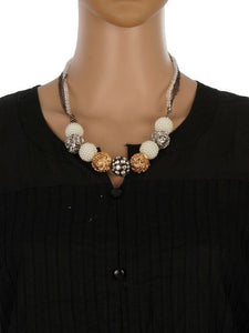 Multi Clour colour Western design Necklace
