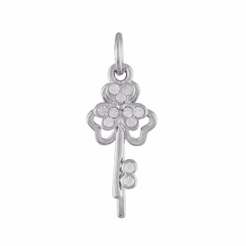 Silver colour Traditional design Pleasing Pendant