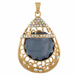 Gold colour Traditional design Pleasing Pendant