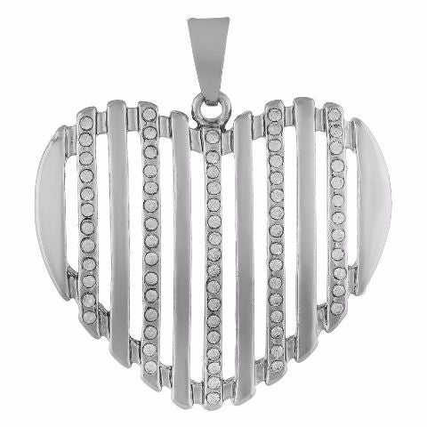 Grey colour Traditional design Pleasing Pendant