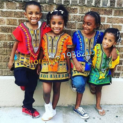 Nouvelle conception : Dashiki T shirt Traditionnels