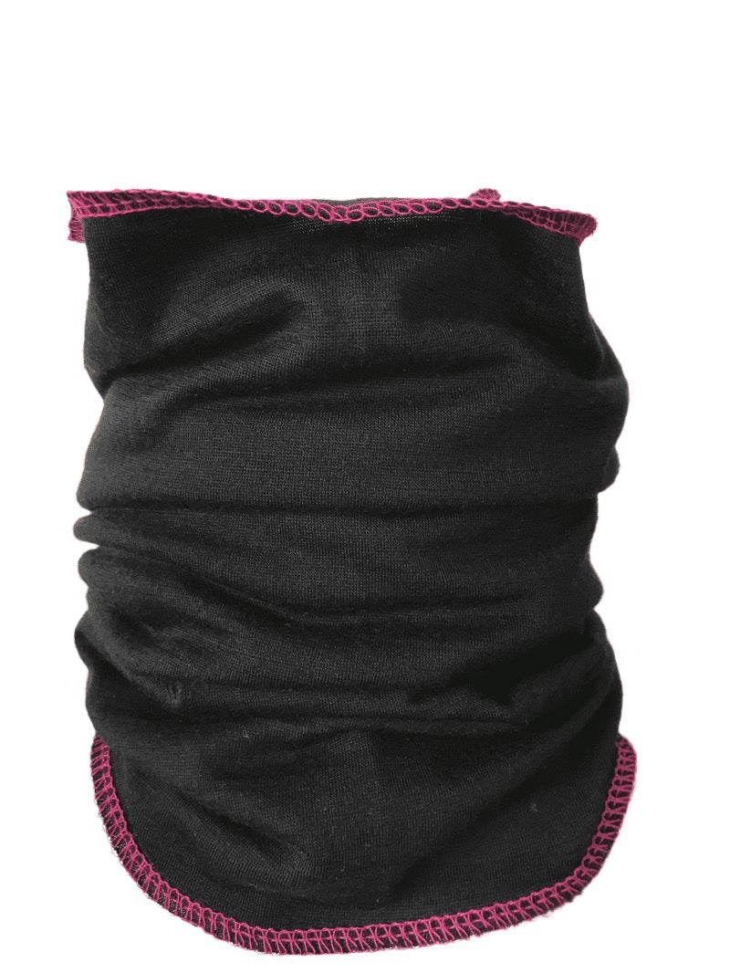 Neck Gaiter - Black