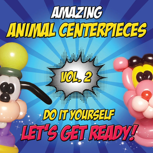 ANIMAL CENTERPIECES VOL 2