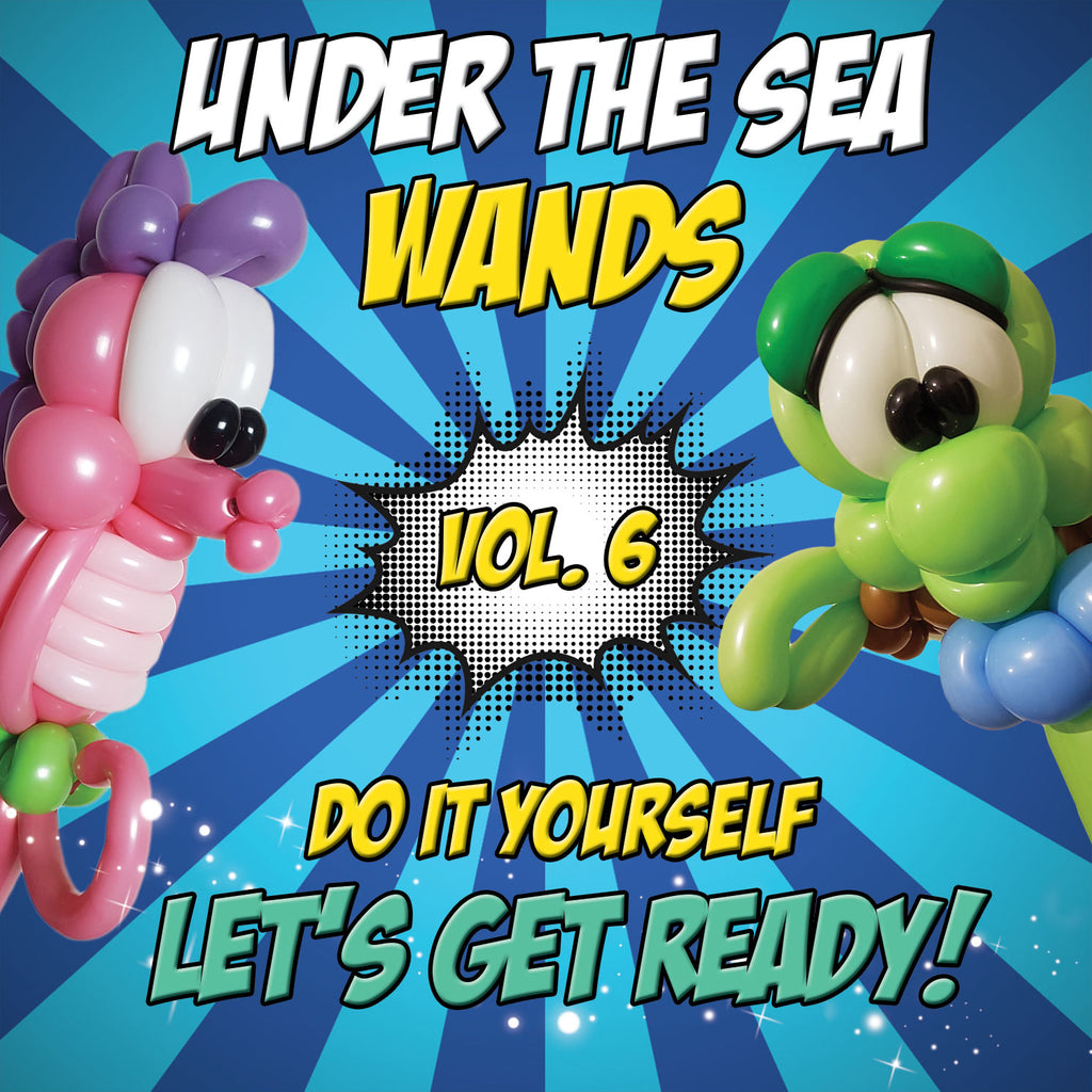 under the sea wands
