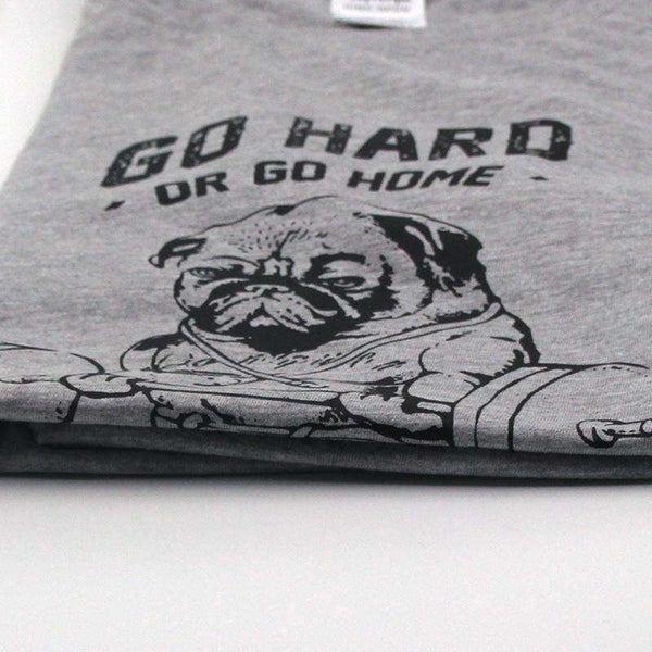 FluxClothings: cotton casual pug life mens t shirts top quality fashion short sleeve men tshirt men's tee shirts tops men T-shirt 2017 T01