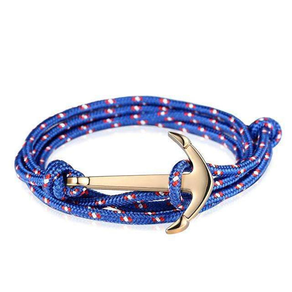 Anchor Bracelets - FluxClothings