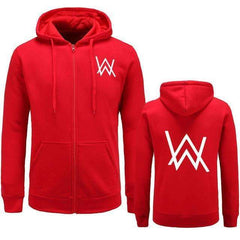 Alan Walker Hip Hop Hoodie Jacket