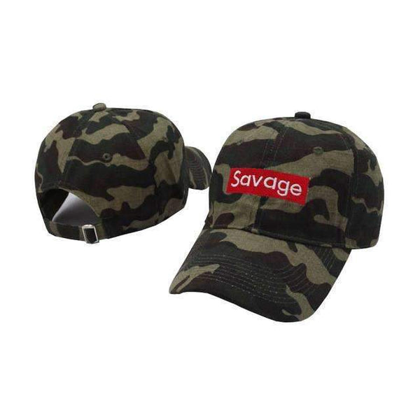 Savage Fitted Hat - FluxClothings