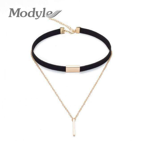 Velvet Choker Necklaces