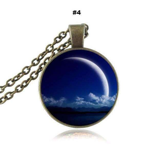 Planet Necklaces - FluxClothings