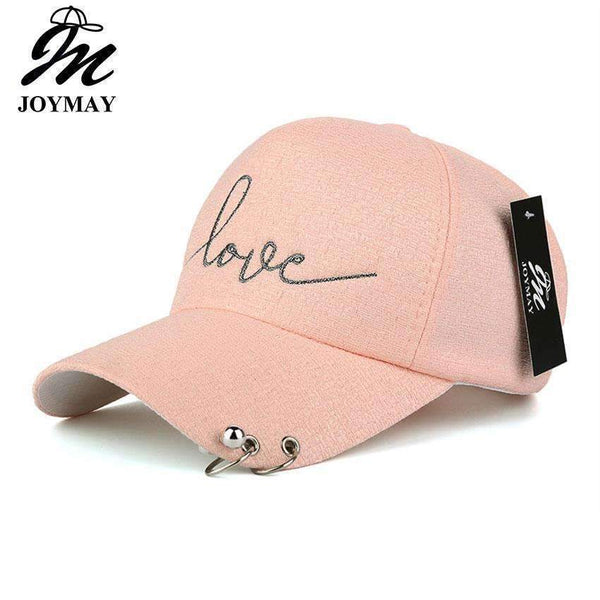 Love Fitted Hat - FluxClothings