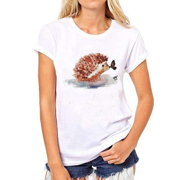 Cute Animal T-Shirts - FluxClothings