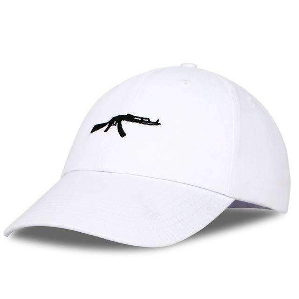 Guns Fitted Hats - FluxClothings