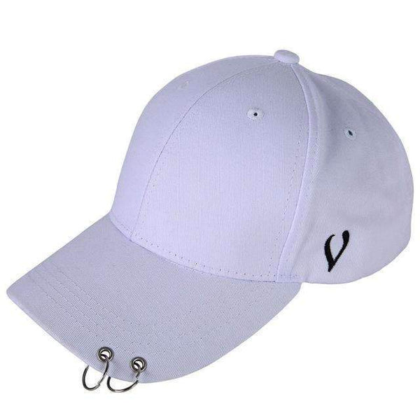 Fitted Hats with Rings - FluxClothings