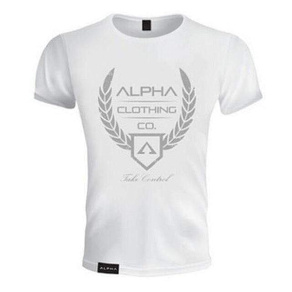 ALPHA Crossfit T-Shirt - FluxClothings