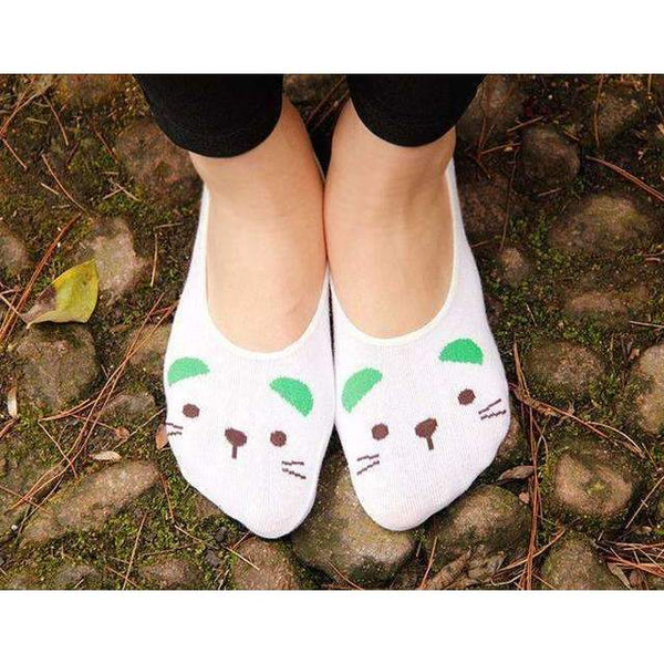 Animal Boat Socks - FluxClothings