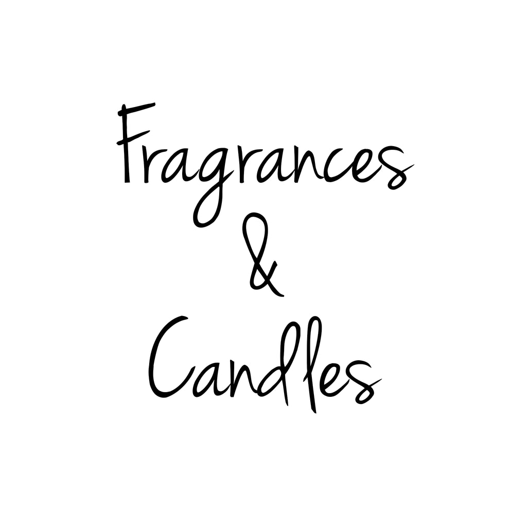 All Fragrances & Candles
