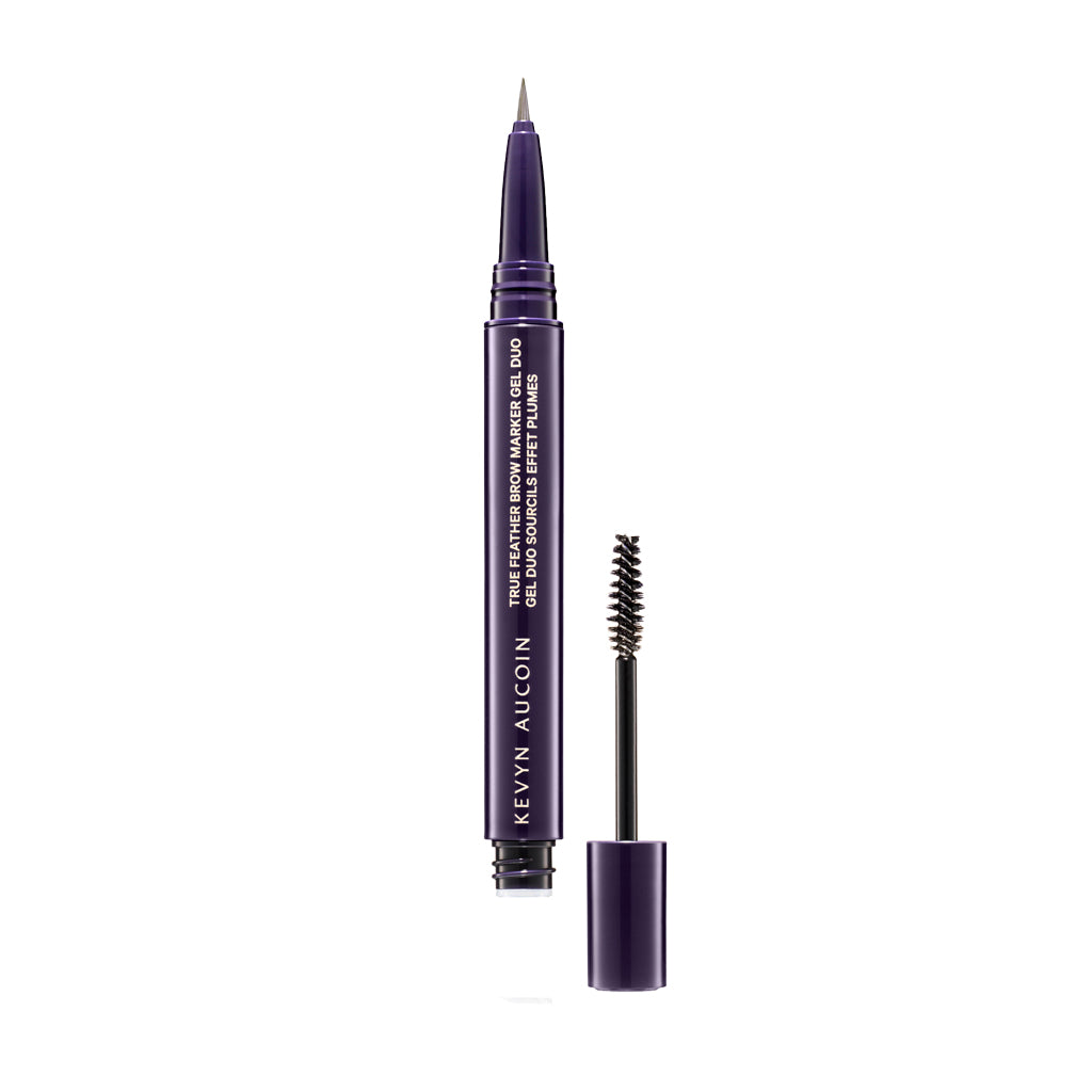 TRUE FEATHER BROW MARKER GEL DUO