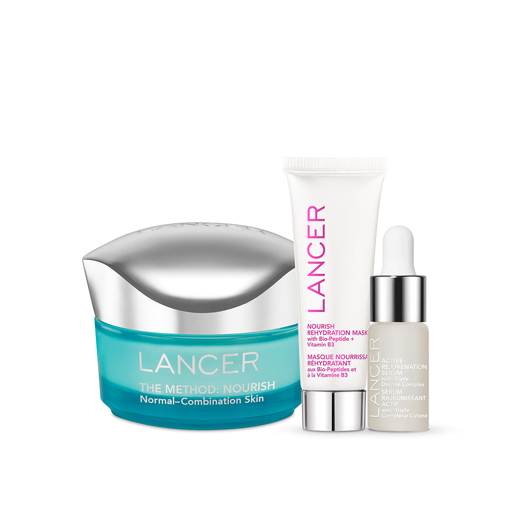 HYDRATION RESCUE 3-PIECE SET