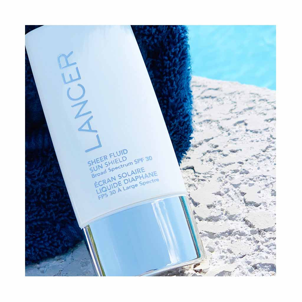 SHEER FLUID SUN SHIELD SPF 30