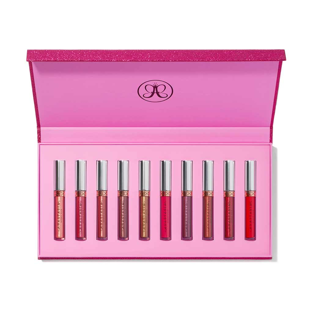 HOLIDAY LIQUID LIP SET
