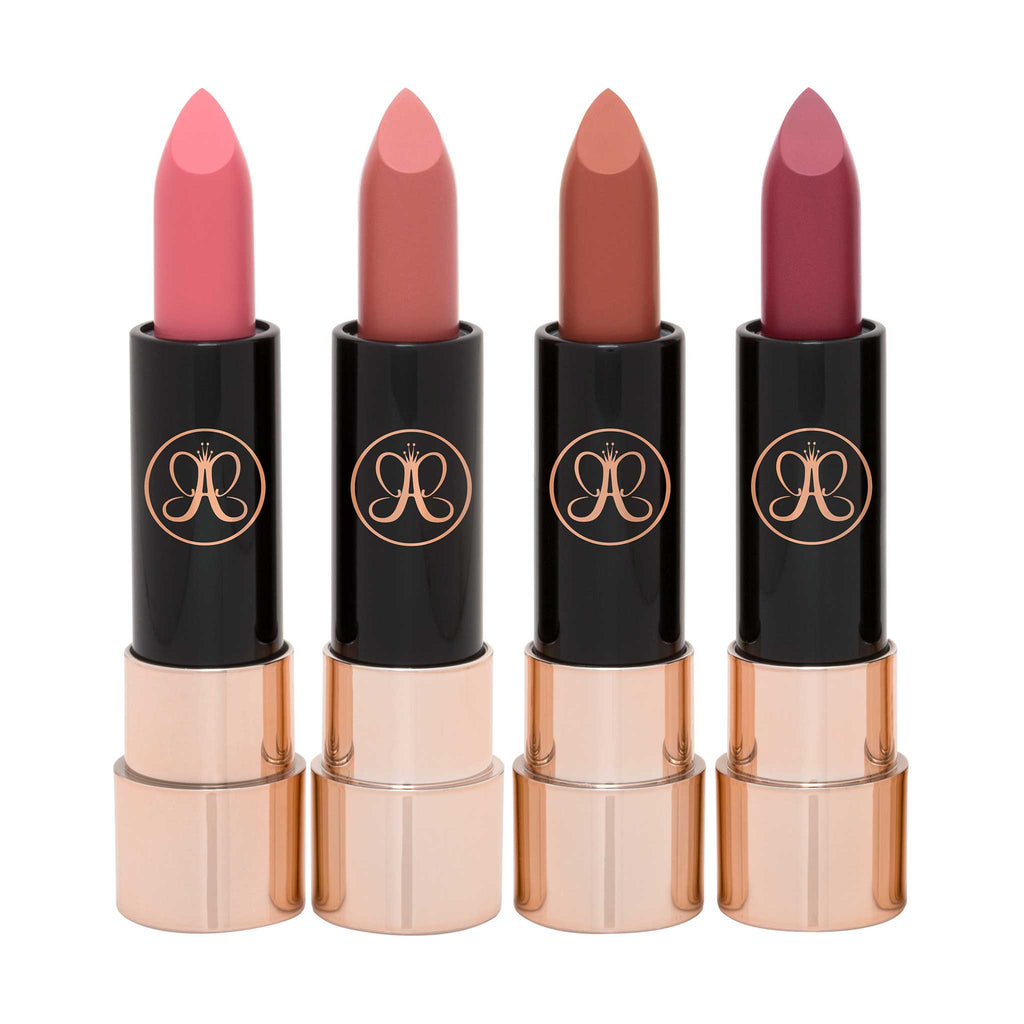 MINI MATTE LIPSTICK SET - NUDES