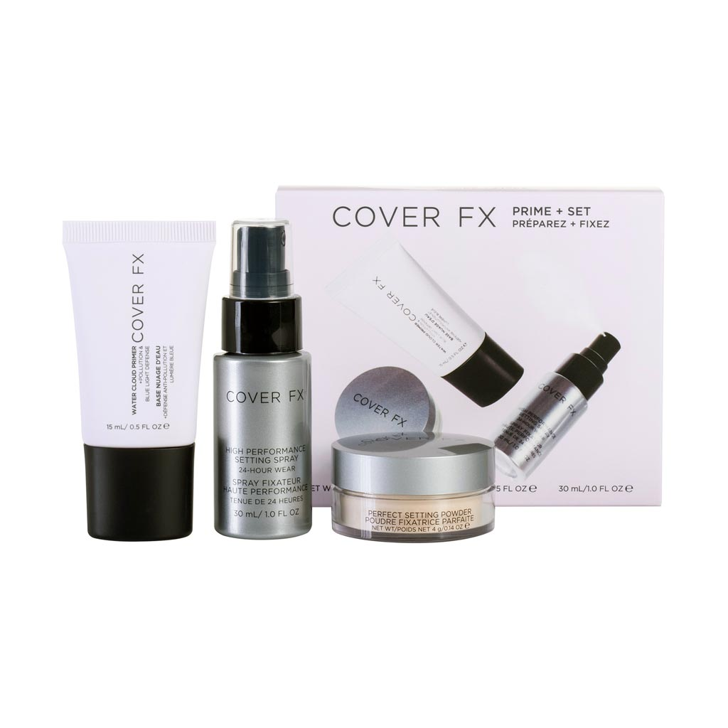 PRIME + SET COMPLEXION KIT