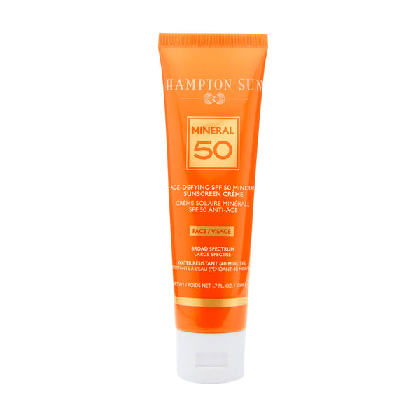 Age Defying SPF50 Mineral Sunscreen Cr?me