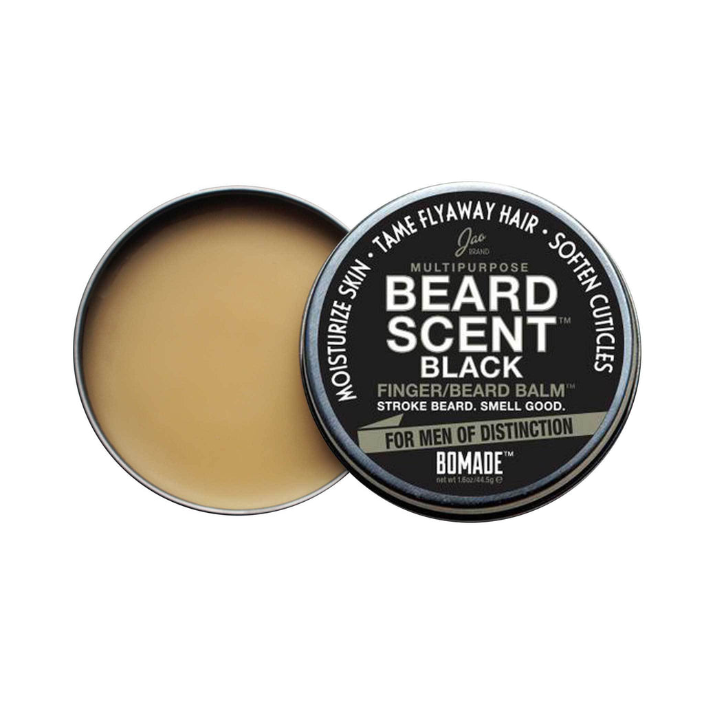 Beardscent Bomade Black