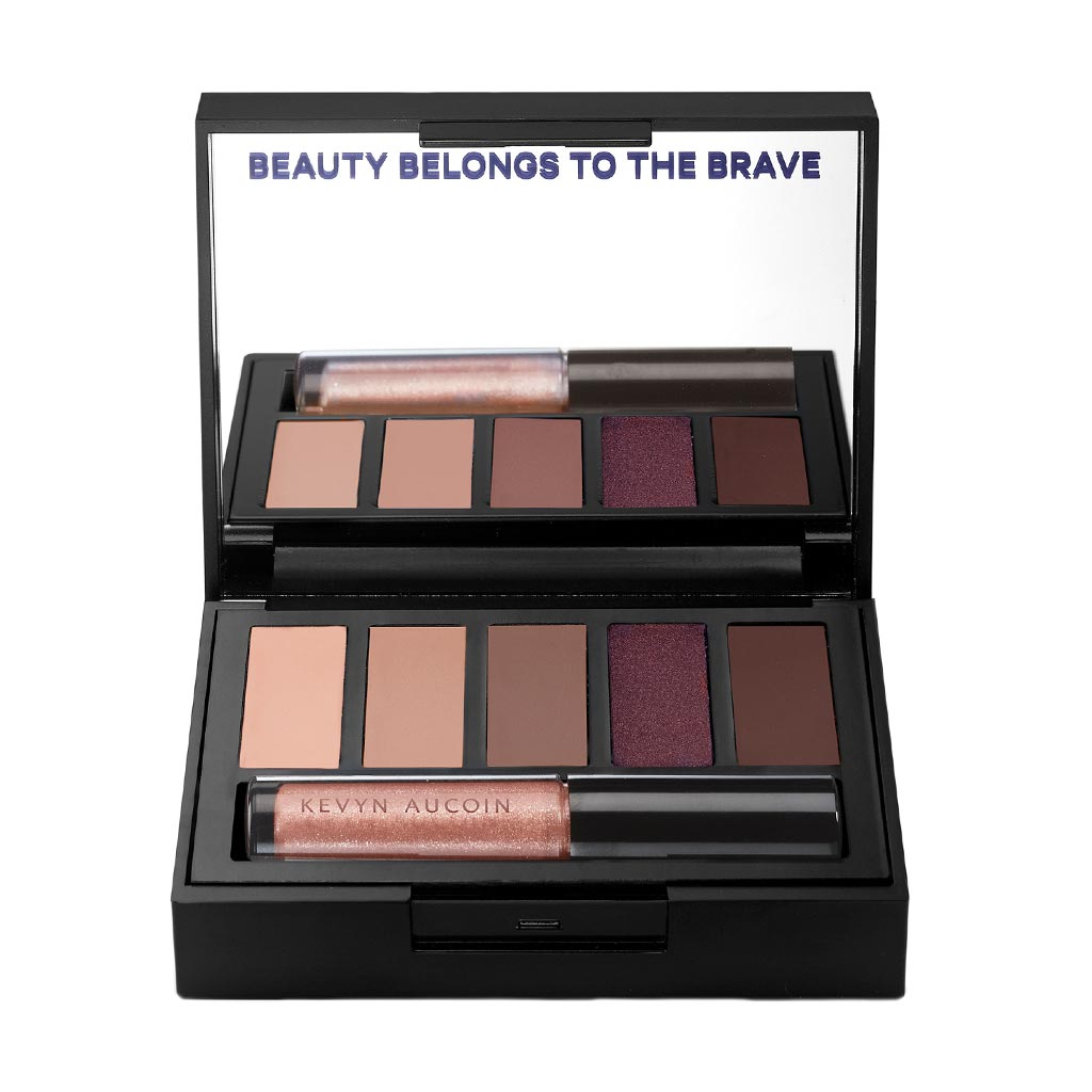 THE EMPHASIZE EYE DESIGN PALETTE - AS SEEN IN