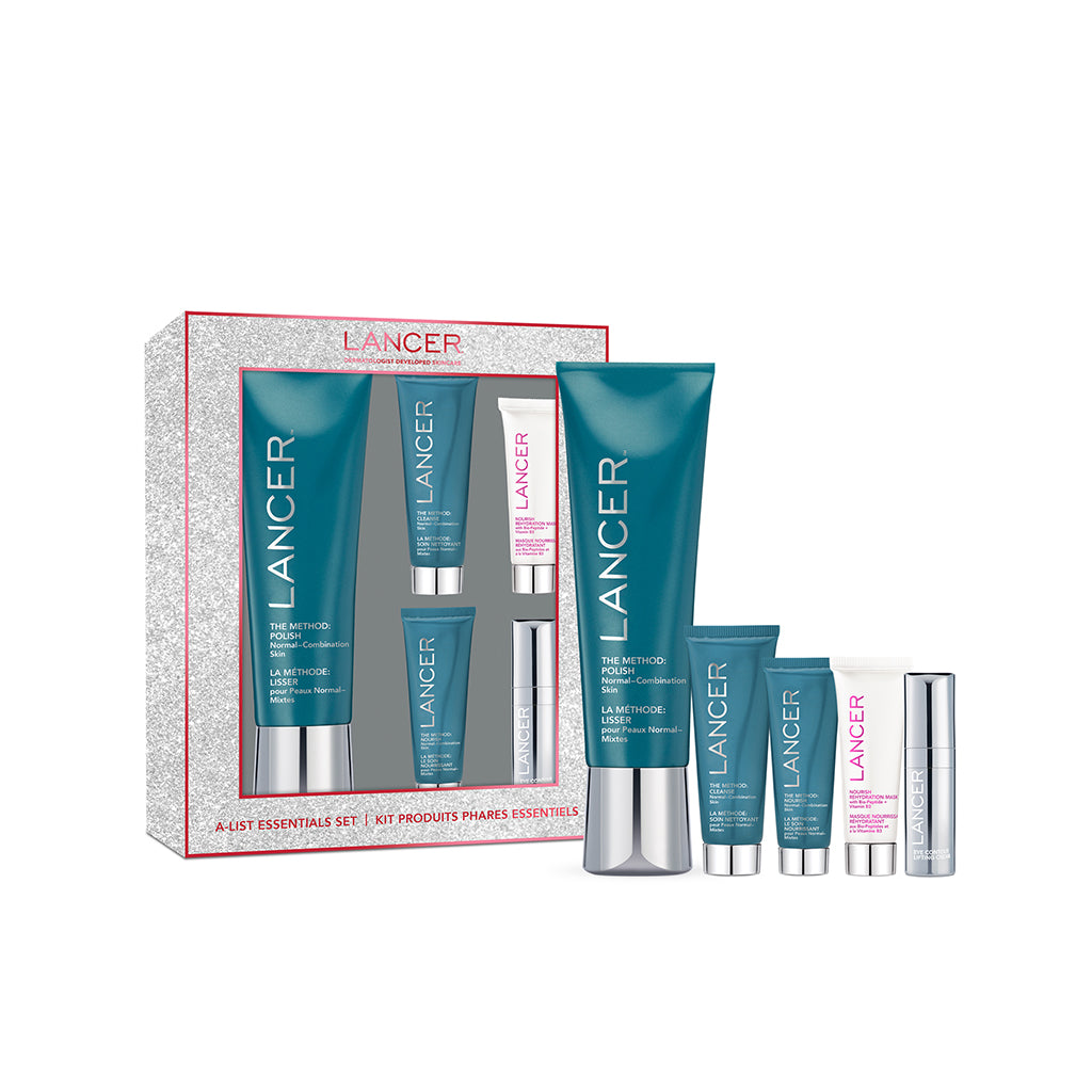 A-LIST ESSENTIALS 5-PIECE SET