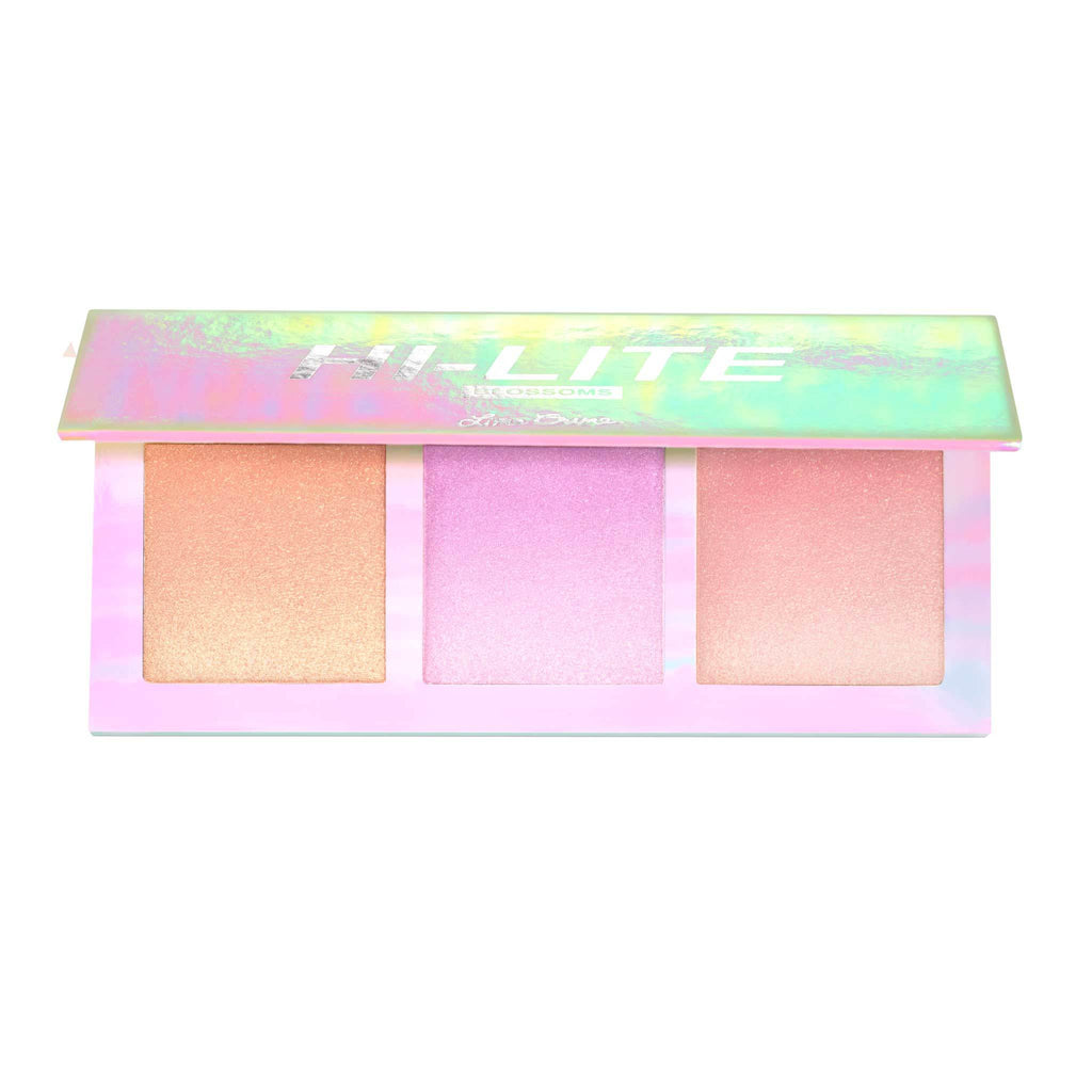 Lime Crime Hi Lite Palette - Blossoms