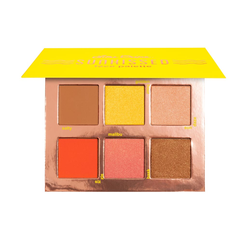 LIMITED EDITION SUNKISSED FACE PALETTE