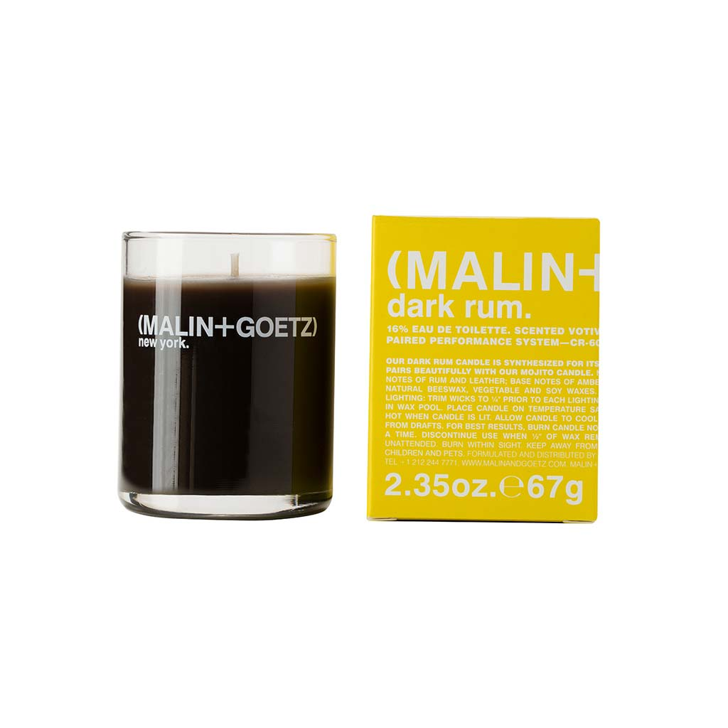 DARK RUM CANDLE - VOTIVE