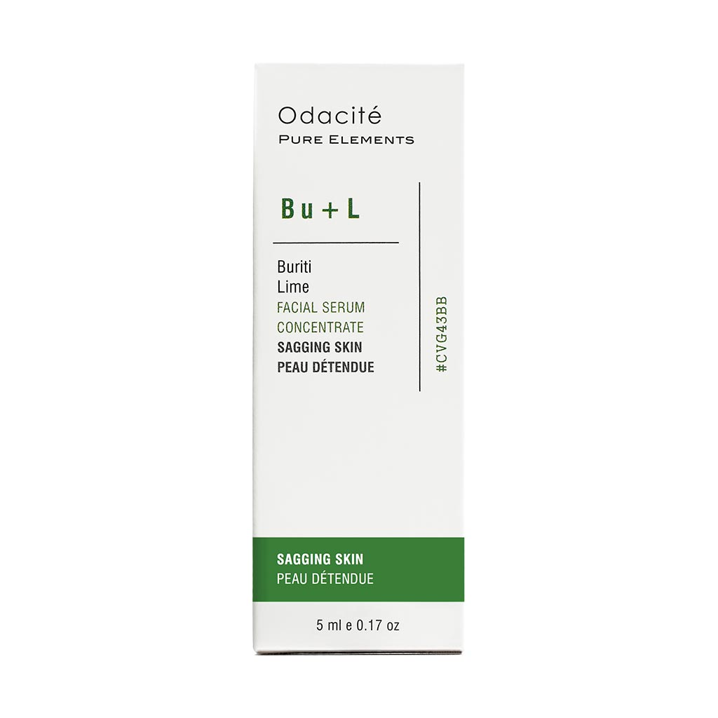SAGGING SKIN BOOSTER (BURITI + LIME)