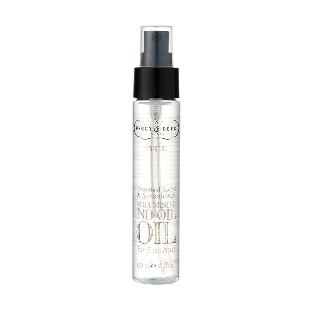 SMOOTH SEALED & SENSATIONAL VOLUMISING NO OIL OIL FOR FINE HAIR