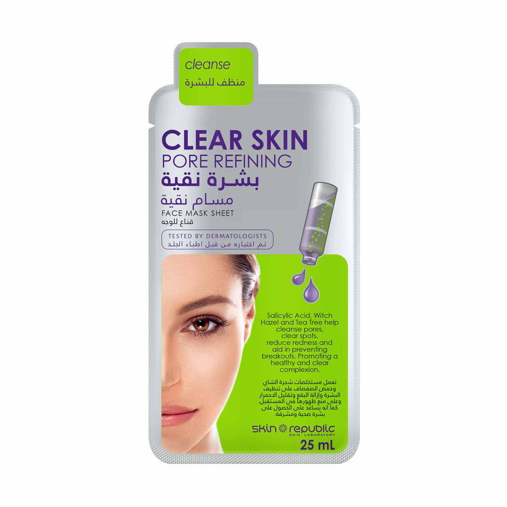 Clear Skin Pore Refining Mask