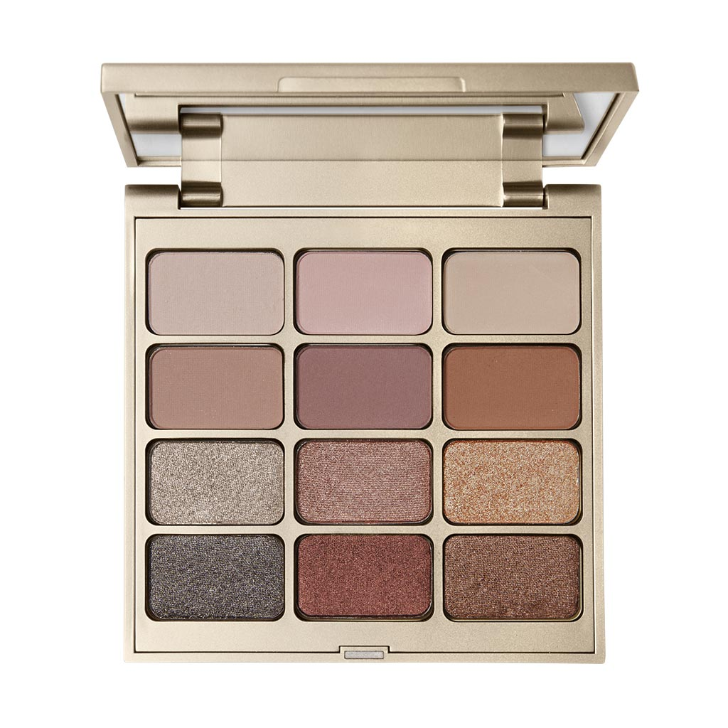 MATTE 'N' METAL EYE SHADOW PALETTE