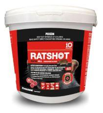 iO Ratshot Rapid Kill Block 250gm RED