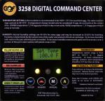 3258 DIGITAL COMMAND CENTER WITH 3281 SENSOR