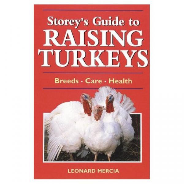 Book - Storey's Guide to Raising Turkeys