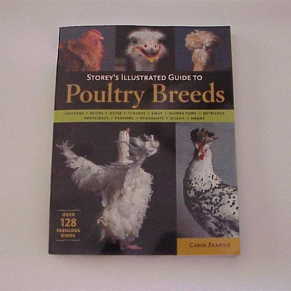 Book - Storey's Illustrated Guide To Poultry Breeds