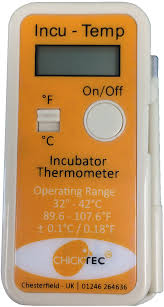 Chicktec Incu-Temp Thermometer