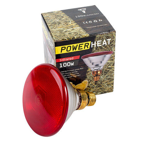 Powerheat - Infrared heat globe - 100W