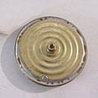 Thermostat Brass Wafer