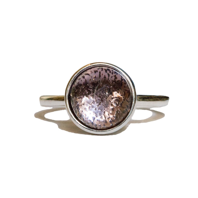 Zircon Love Ring
